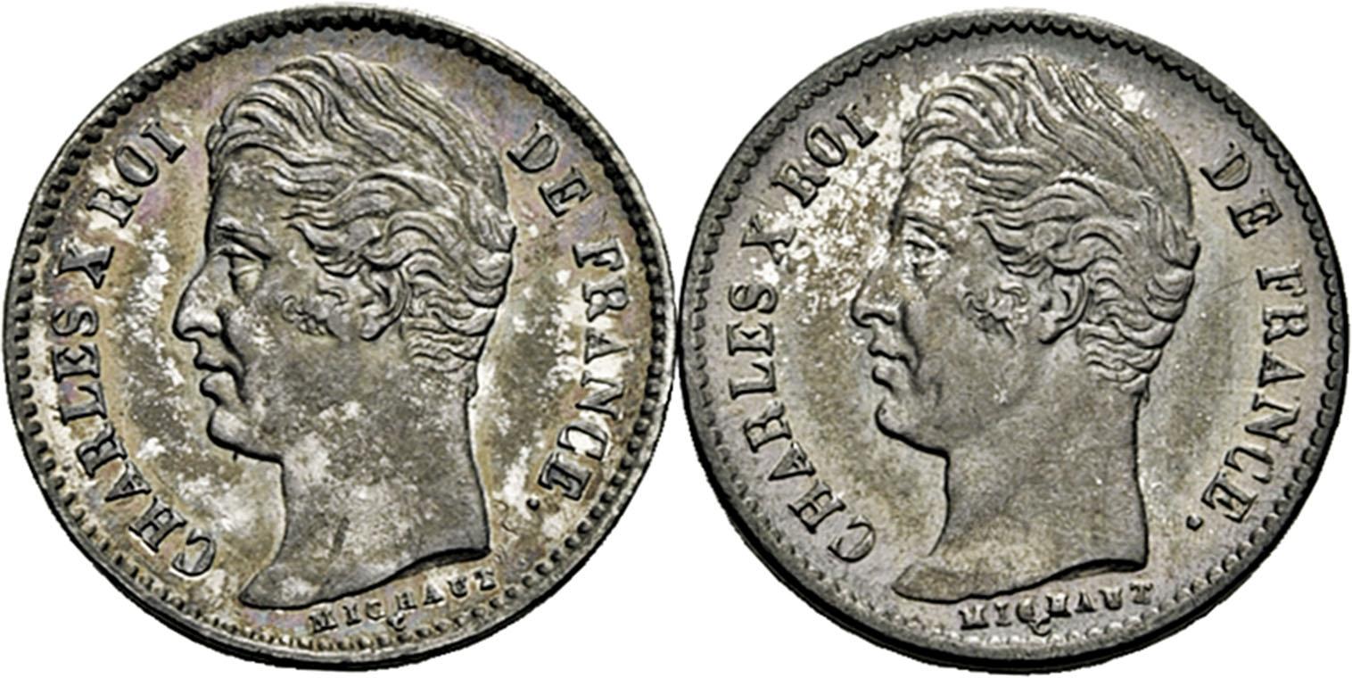 Archives Vente 2016 6 Juin Französische Moderne Münzen Charles X