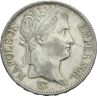 Münzen Französische Moderne Münzen Napoleon Ier Empereur 18 Mai