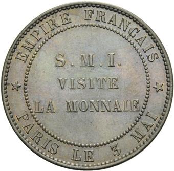 Münzen Französische Moderne Münzen Napoleon Iii Empereur 2