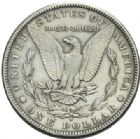 Photo numismatique  MONNAIES MONNAIES DU MONDE ÉTATS-UNIS d'AMÉRIQUE du NORD Depuis 1776 Dollars par Morgan.