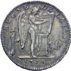 Photo numismatique  ARCHIVES VENTE 2014 -Coll J P Dixméras MODERNES FRANÇAISES LA CONVENTION (22 septembre 1792 - 26 octobre 1795)  563- Ecu de six livres, Lille 1793 an II.