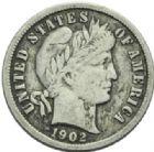 Photo numismatique  MONNAIES MONNAIES DU MONDE ÉTATS-UNIS d'AMÉRIQUE du NORD Depuis 1776 One dime, 1902 par Barber.