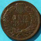 Photo numismatique  MONNAIES MONNAIES DU MONDE ÉTATS-UNIS d'AMÉRIQUE du NORD  One cent.