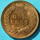 Photo numismatique  MONNAIES MONNAIES DU MONDE ÉTATS-UNIS d'AMÉRIQUE du NORD  One cent de 1903.