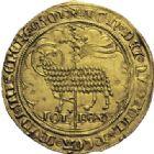 Photo numismatique  ARCHIVES VENTE 2014 -Coll J P Dixméras ROYALES FRANCAISES JEAN II LE BON (22 août 1350-18 avril 1364)  239- Mouton d'or (17 janvier 1355).