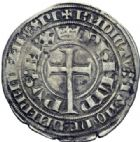 Photo numismatique  ARCHIVES VENTE 2014 -Coll J P Dixméras ROYALES FRANCAISES PHILIPPE VI DE VALOIS(1er avril 1328-22 août 1350)  235- Gros à la queue (27 septembre 1348 et 15 janvier 1349).