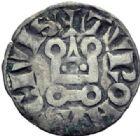 Photo numismatique  ARCHIVES VENTE 2014 -Coll J P Dixméras ROYALES FRANCAISES PHILIPPE IV LE BEL (5 octobre 1285-30 novembre 1314)  225- *Denier tournois à l'O rond, Bourgeois fort.