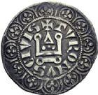 Photo numismatique  ARCHIVES VENTE 2014 -Coll J P Dixméras ROYALES FRANCAISES PHILIPPE IV LE BEL (5 octobre 1285-30 novembre 1314)  224- Gros tournois à l'0 long (3).