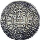 Photo numismatique  ARCHIVES VENTE 2014 -Coll J P Dixméras ROYALES FRANCAISES PHILIPPE IV LE BEL (5 octobre 1285-30 novembre 1314)  223- Gros tournois à l'0 long (3).