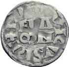 Photo numismatique  ARCHIVES VENTE 2014 -Coll J P Dixméras ROYALES FRANCAISES LOUIS VII (1er août 1137-18 septembre 1180)  215- Deniers du 4ème type, Paris.