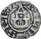 Photo numismatique  ARCHIVES VENTE 2014 -Coll J P Dixméras ROYALES FRANCAISES PHILIPPE Ier (4 août 1060-29 juillet 1108)  211- Denier, Dreux.