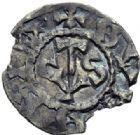 Photo numismatique  ARCHIVES VENTE 2014 -Coll J P Dixméras CAROLINGIENS RAOUL (13 juillet 923-janvier 936)  203- Obole de Soissons.