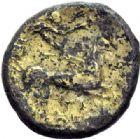 Photo numismatique  ARCHIVES VENTE 2014 -Coll J P Dixméras IBERIE- GAULE - CELTES SEQUANES (région de Besançon)  71- Statère saucé du type de Beaune (2ème siècle avant JC).