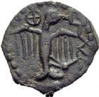 Photo numismatique  ARCHIVES VENTE 2014 -Coll J P Dixméras IBERIE- GAULE - CELTES CARNUTES-TURONES (Région de Chartres-Tours)  59- Bronze.