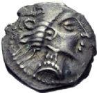 Photo numismatique  ARCHIVES VENTE 2014 -Coll J P Dixméras GAULE - CELTES GAULE CISALPINE (Vallée du Pô)  42- Drachme, imitation des monnaies de Marseille.