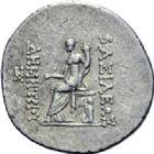 Photo numismatique  ARCHIVES VENTE 2014 -Coll J P Dixméras GRECE ANTIQUE ASIE MINEURE. Rois de SYRIE Démétrius Ier Soter (162-150) 5- Tétradrachme.