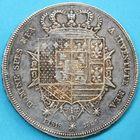Photo numismatique  MONNAIES MONNAIES DU MONDE ITALIE ETRURIE, Charles-Louis de Bourbon, régence de sa mère (1803-1807)  Francescone. 2e type.