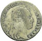 Photo numismatique  MONNAIES MONNAIES DU MONDE ITALIE NAPLES et DEUX-SICILES, Ferdinand IV (1759-1816) Demi piastre de 1798.