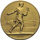 Photo numismatique  MEDAILLES MEDAILLES ET JETONS DEPUIS LA RESTAURATION AUXERRE Jeton du Comice Agricole e viticole.