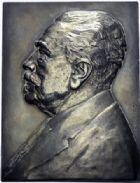 Photo numismatique  MEDAILLES MEDAILLES ET JETONS ALGERIE, Colonie française. Gaston THOMSON député de Constantine Cinquante années de vie parlementaire, 1877-1927.