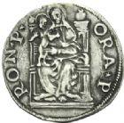 Photo numismatique  MONNAIES MONNAIES DU MONDE ITALIE PESARO, Giovanni Sforza (1489-1500) et (1503-1510) Grosso.