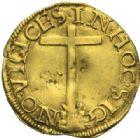 Photo numismatique  MONNAIES MONNAIES DU MONDE PORTUGAL JEAN III (1521-1557) Cruzado.