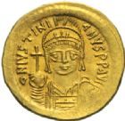Photo numismatique  MONNAIES EMPIRE BYZANTIN JUSTINIEN Ier (527-565)  Solidus.