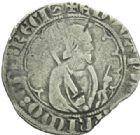Photo numismatique  MONNAIES BARONNIALES Duché d'AQUITAINE EDOUARD, prince noir (1352-1372) Gros esterlin.