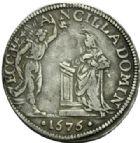 Photo numismatique  MONNAIES MONNAIES DU MONDE ITALIE TOSCANE, Come III (1670-1723) Giulio, Florence 1676.