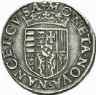 Photo numismatique  MONNAIES BARONNIALES Duché de LORRAINE CHARLES III (1545-1608) Teston, Nancy.