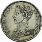 Photo numismatique  MONNAIES MODERNES FRANÇAISES HENRI V, prétendant (29 septembre 1820-1883)  5 francs, 1831.
