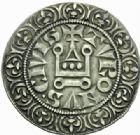 Photo numismatique  MONNAIES BARONNIALES Duché de BAR ROBERT (1354-1411) Gros tournois.
