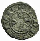 Photo numismatique  MONNAIES BARONNIALES Comté de RODEZ CECILE (1302-1312) Obole.