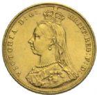 Photo numismatique  MONNAIES MONNAIES DU MONDE AUSTRALIE VICTORIA (1837-1901) Pound, Melbourne 1887.