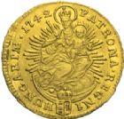 Photo numismatique  MONNAIES MONNAIES DU MONDE HONGRIE MARIE-THERESE (1740-1780) Ducat, Kremnitz 1742.