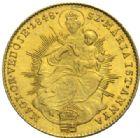 Photo numismatique  MONNAIES MONNAIES DU MONDE HONGRIE FERDINAND V (1835-1848) Ducat, 1848.