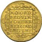 Photo numismatique  MONNAIES MONNAIES DU MONDE PAYS-BAS UTRECHT Ducat d'or, 1764.