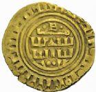Photo numismatique  MONNAIES MONNAIES DU MONDE ORIENT LATIN TRIPOLI, dinar  de Bohémond, 1187-1287 Dinar d'or à la croix.
