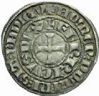 Photo numismatique  MONNAIES BARONNIALES Duché de LORRAINE FERRI IV (1312-1329) Maille tierce.