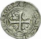 Photo numismatique  MONNAIES ROYALES FRANCAISES LOUIS XII (8 avril 1498-31 décembre 1514)  Grand blanc à la couronne, Bordeaux.