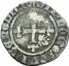 Photo numismatique  MONNAIES BARONNIALES Duché de BOURGOGNE PHILIPPE LE BON (1419-1467) Gros dit florette de Cuisery, frappé de juillet 1420 à février 1421.