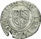 Photo numismatique  MONNAIES BARONNIALES Duché de BOURGOGNE JEAN SANS PEUR (1404-1419) Grand blanc ou guénar, 3ème type.
