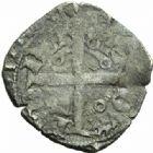 Photo numismatique  MONNAIES BARONNIALES Duché de BOURGOGNE EUDES IV (1315-1349) 361- Tiers de gros ou maille tierce au petit écu.