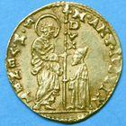 Photo numismatique  MONNAIES MONNAIES DU MONDE ITALIE VENISE,  M. Ant. Giustinian (1684-1688) Sequin d'or.