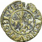 Photo numismatique  MONNAIES BARONNIALES Duché de BOURGOGNE HUGUES II (1102-1143) Denier, Dijon et deniers faux (2).