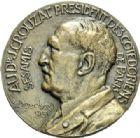 Photo numismatique  MEDAILLES MÉDAILLES MEDAILLES CONCERNANT BOURGOGNE ET FRANCHE-COMTE Médaille de H. Bouchard Docteur Crouzat, 1953.