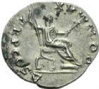 Photo numismatique  MONNAIES EMPIRE ROMAIN VESPASIEN (69-79)  Denier.