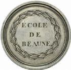 Photo numismatique  MEDAILLES MÉDAILLES MEDAILLES CONCERNANT BOURGOGNE ET FRANCHE-COMTE Beaune (Côte-d'Or) Beaune (Côte-d'Or), premier prix de dessin, 2de classe, 1828.