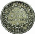 Photo numismatique  MEDAILLES MEDAILLES MEDAILLES CONCERNANT BOURGOGNE ET FRANCHE-COMTE Naissance du duc de Bourgogne, 1751 Jeton du Marquis de Paulmy.