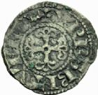 Photo numismatique  MONNAIES ROYALES FRANCAISES PHILIPPE II AUGUSTE (1180-1223)  Denier, Bourges 2�me type.